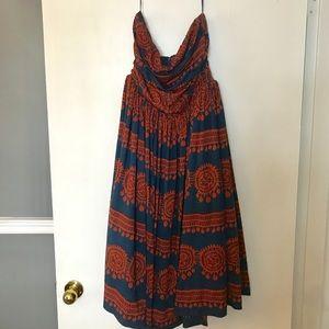 Girls from savoy (Anthropologie brand) dress.